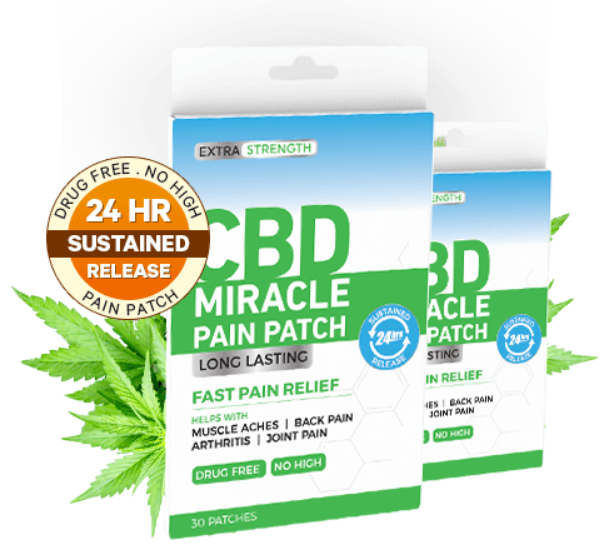 CBD-Miracle-Patch-Review What Is CBD Miracle Pain Patch?