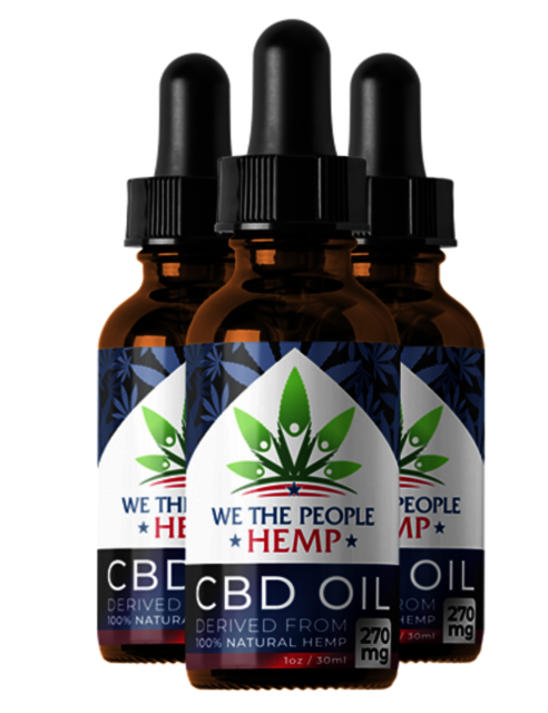 Cbd-oil What Is We the People CBD Oil?