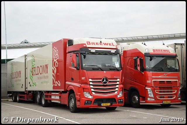 Breewel MB vs Volvo-BorderMaker 2019