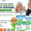 The Advantages of CBD Miracle Pain Patch?
