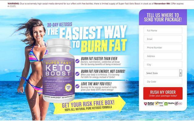 Super-Fast-Keto-Boost 70 Best Ways To Sell Super Fast Keto Boost