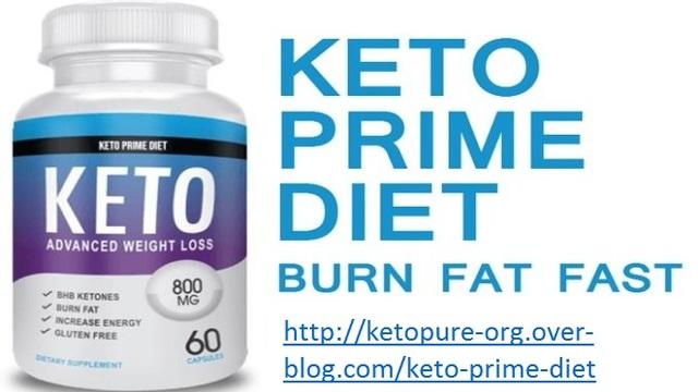 Keto Prime Diet Keto Prime Diet