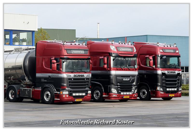 Transportbrug de Line-up (62)-BorderMaker - Richard