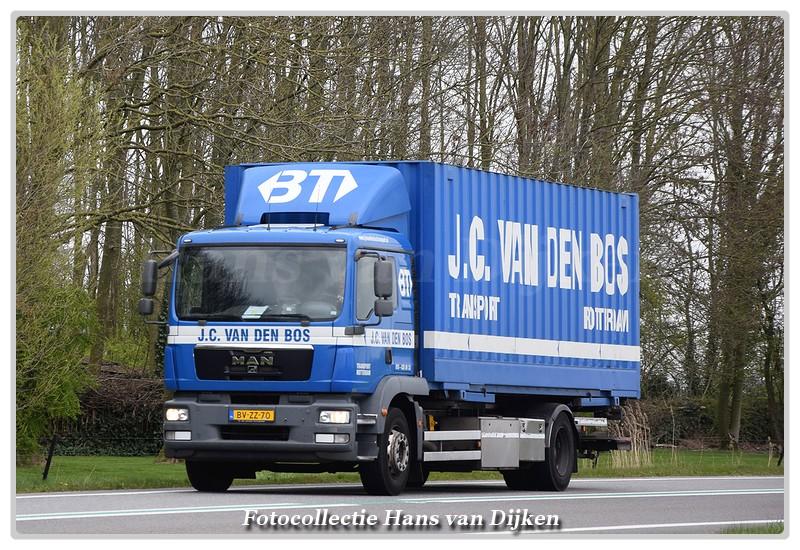Bos van den J.C. BV-ZZ-70-BorderMaker -