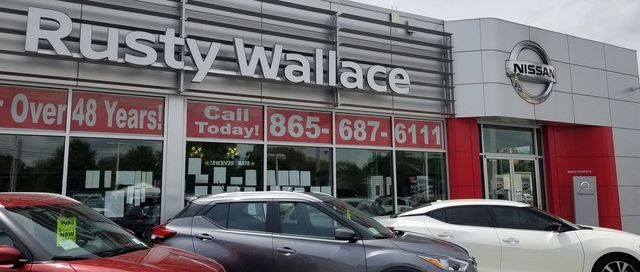 Car Dealership Knoxville TN Rusty Wallace Nissan(PHOTOS)