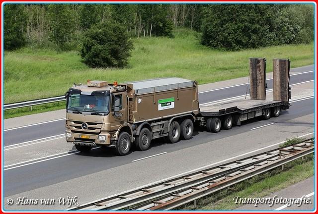 BX-TG-89  B-BorderMaker Kippers Speciaal Transport