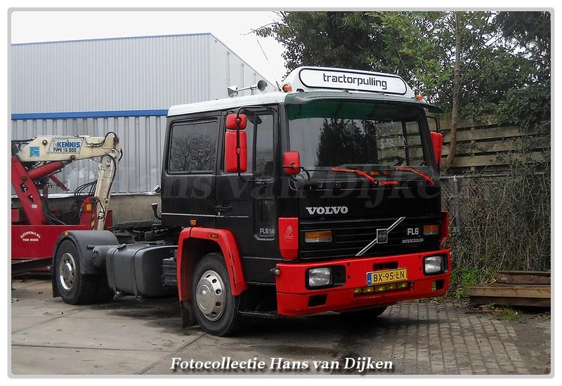 Maneschijn Gert BX-95-LN(2)-BorderMaker -