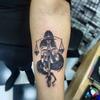 terazi adelet dövmesi - magical ink dövmestüdyosu d...