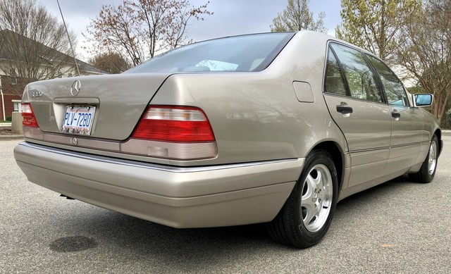1999 mercedes-benz s 320 155562062411b920a492f3b22 Cars
