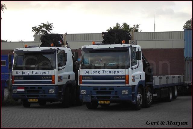 De jong - Rozenburg - line-up - 09-07-2006-BorderM 1e digi camera