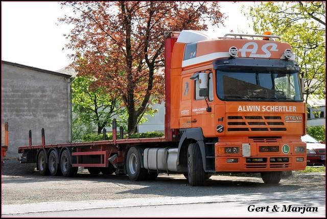 Schertler Alwin-BorderMaker FN - 2011