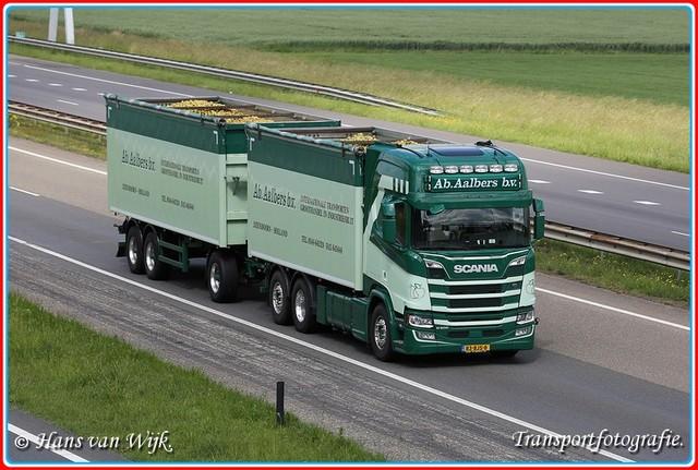 83-BJS-8-BorderMaker Kippers Truck & Aanhanger