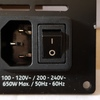 Power inlet socket - Modushop chassis