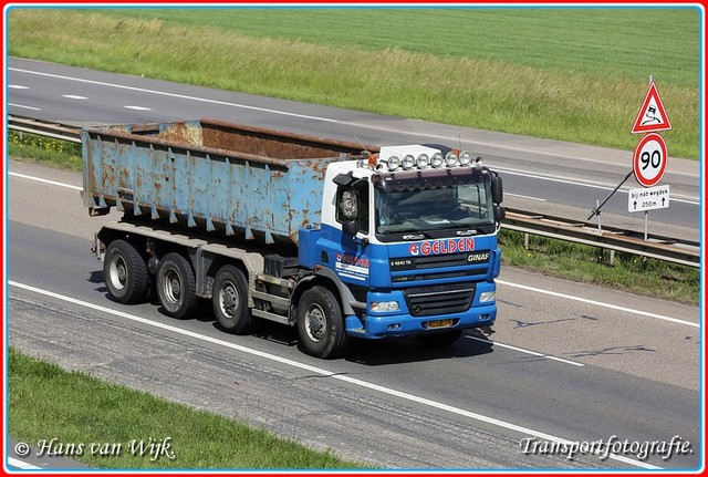 BT-LB-78  C-BorderMaker Container Kippers