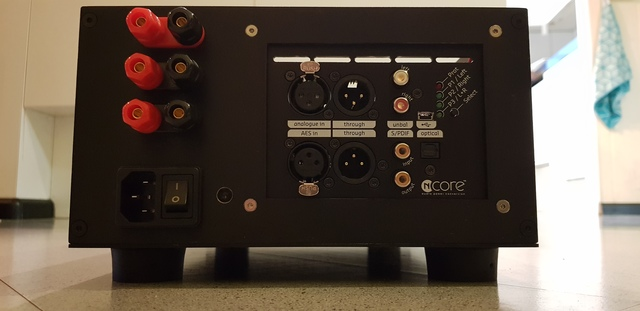 FusionAmp 253-2 Modushop chassis