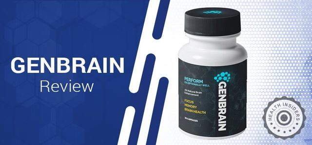Genbrain Supplement Review In Usa ! Picture Box