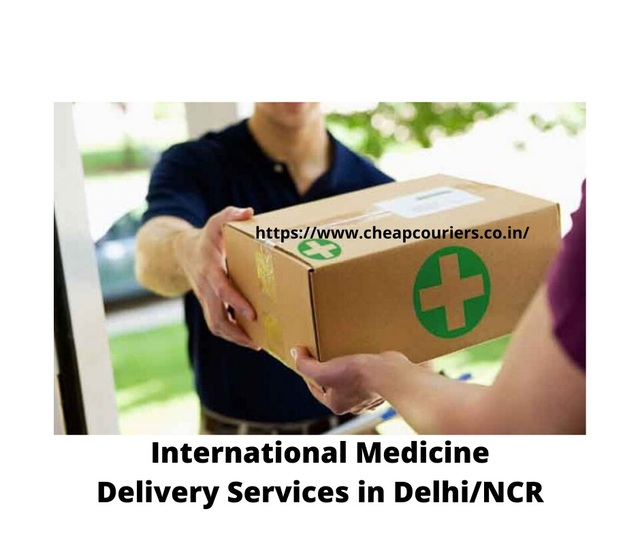 International Medicine Delivery Services in Delhi  WWC International Medicine Delivery Service