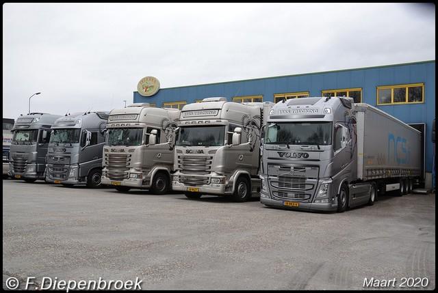 Jaks Trucking Line Up-BorderMaker 2020