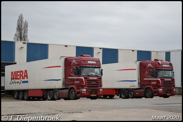 Mera Scania R450 Line up-BorderMaker 2020