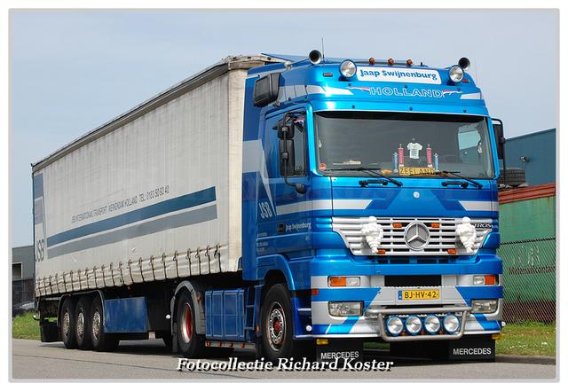 Swijnenburg, J. BJ-HV-42 (0)-BorderMaker Richard