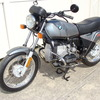SOLD 8/20- - - 6207877 - 1984 BMW R80ST, GREY. VG CONDITION