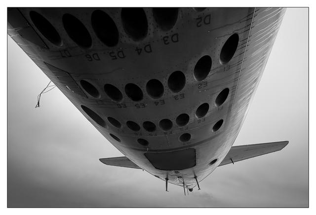 Comox Airpark 2020 1 Black & White and Sepia
