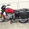 4043341 1974 BMW R90/6, Red. Matching VIN Numbers, Fully serviced, and Krauser Saddlebags.