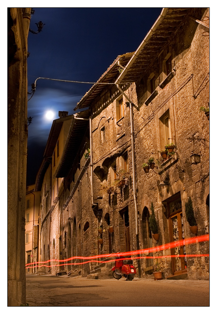--Assisi nite 1 Italy photos