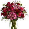 Flower Bouquet Delivery Red... - Flowers in Redwood City, CA