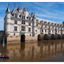 Chenonceau Canoers Panorama - France