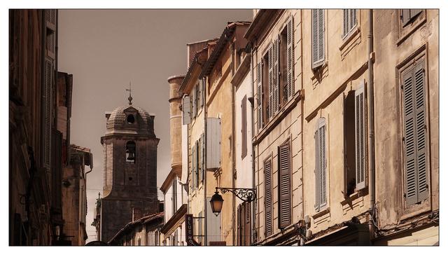 Arles Street France