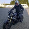 Suzuki GSR 750, Claus Wiese... - SUZUKI GSR 750, Claus Wiesel
