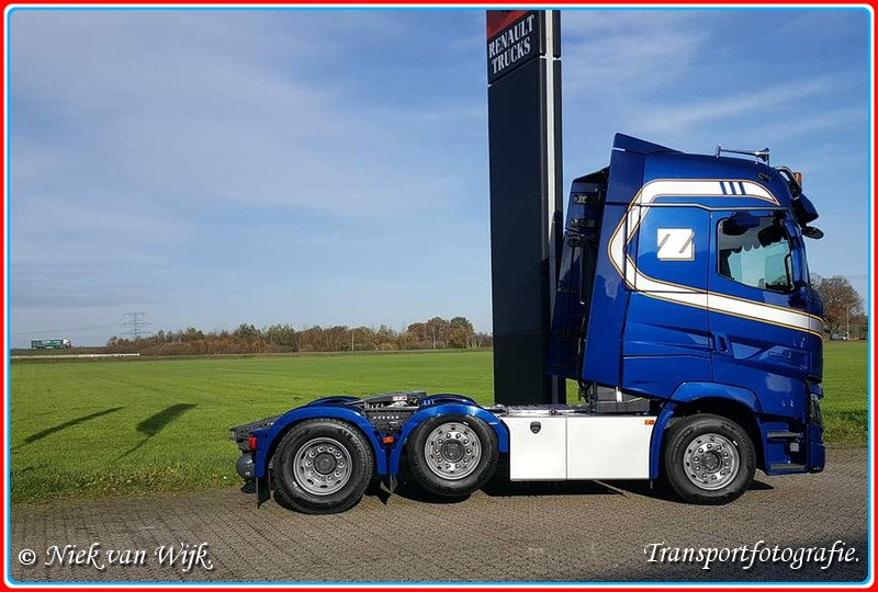 65-BPZ-5  G-BorderMaker - Losse Trucks Trekkers