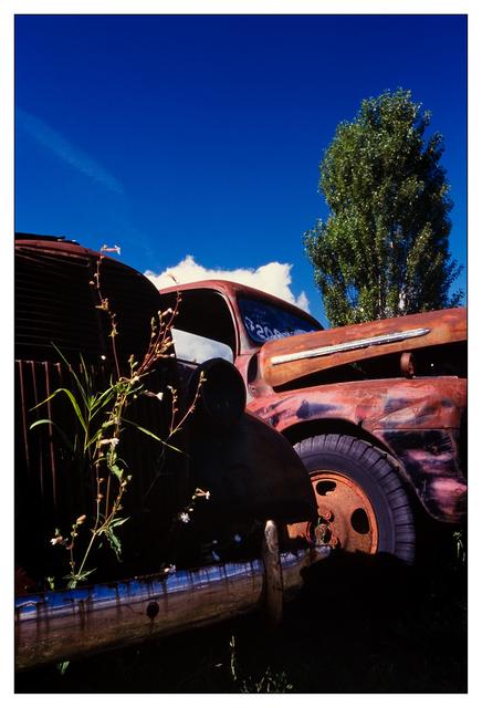 White Post 030 35mm photos