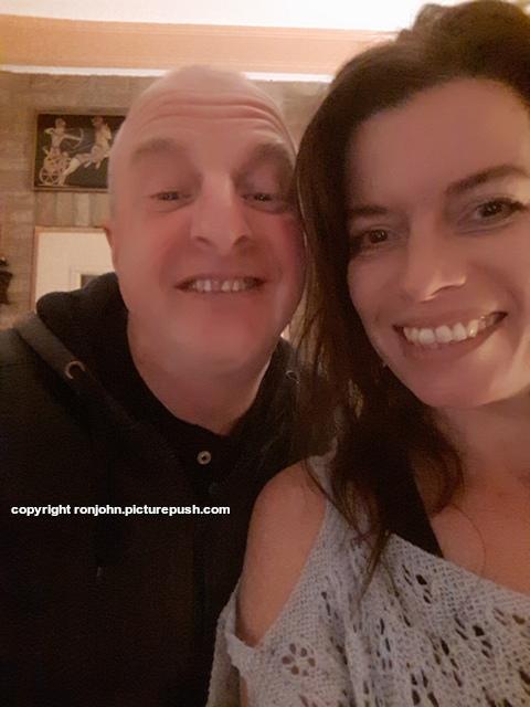 Gezellige avond met Olaf en Ilona 10-08-19 2 In huis 2019 en 2020