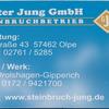 Günter Jung Steinbruchbetri... - Günter Jung, Olpe, Steinbru...