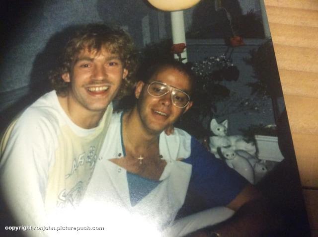 Ron en Paul 1988 Uit het verleden van Ron