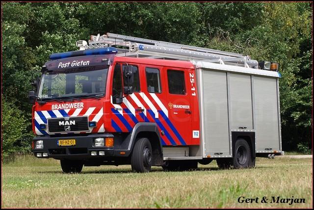 Foto`s digitaal toestel 005-BorderMaker Brandweer