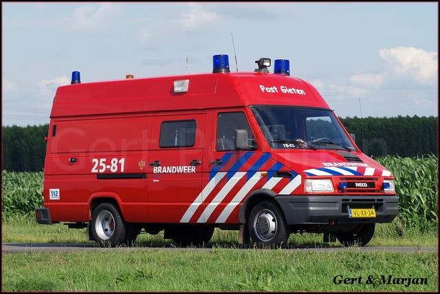 Foto`s digitaal toestel 056-BorderMaker Brandweer