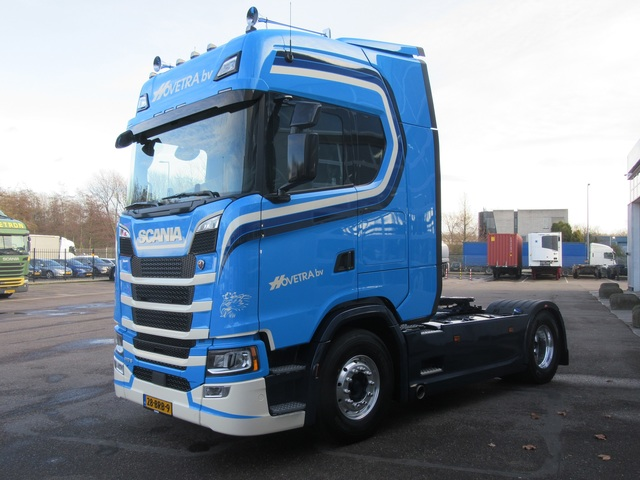 28-BRB-9 Scania R/S 2016