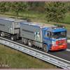 BH-LN-57-BorderMaker - Kippers Truck & Aanhanger
