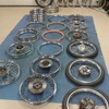 Wielen Yamaha - originele onderdelen
