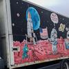 Ads on Trucks, www.lkw-fahr... - LKW-Werbung, Heckansichten
