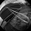 Comox Docks 2021 6b - Black & White and Sepia
