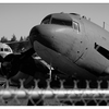 Old Planes 2021 1 - Black & White and Sepia