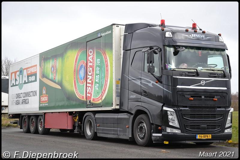 96-BPK-1 Volvo FH4 Jade Klazienaveen2-BorderMaker - 2021