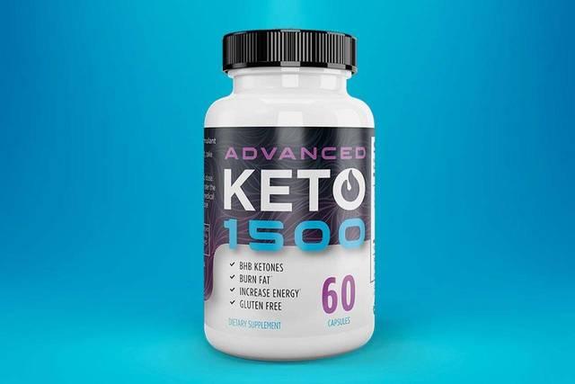 Keto Advanced 1500 Canada Picture Box