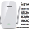 linksys extender setup re 6400 - Picture Box