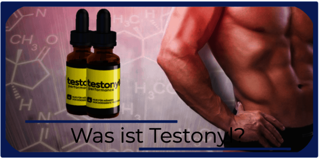 Testonyl Tropfen Erfahrungen - Funktioniert Es? Pr Testonyl
