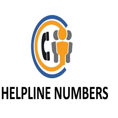 HELPLINE NUMBERS LOGO Picture Box